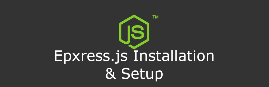 Install Express JS and Create Your First Express app