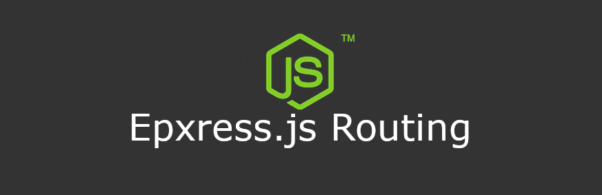 Express JS routing