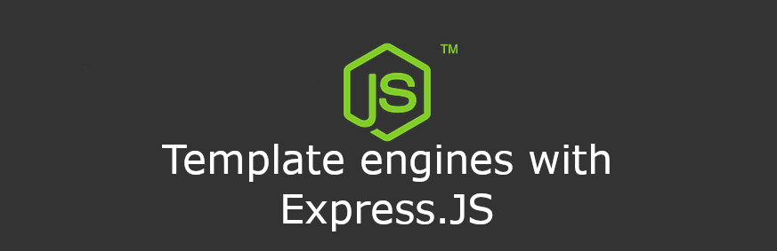 Template engines with Express JS
