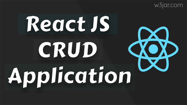 React JS CRUD Application