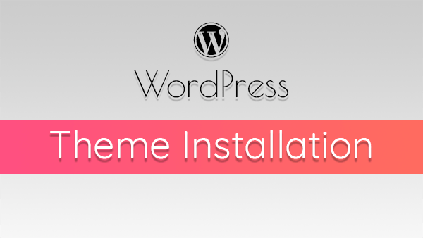 What is WordPress theme and how to install it